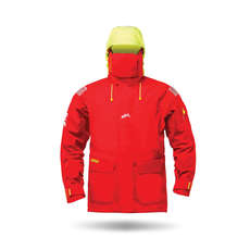 Zhik Isotak 2 Offshore Sailing Jacket - Red