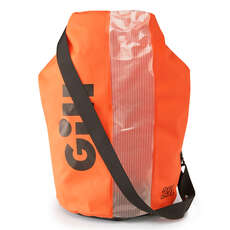 Gill 25L Dry Cylinder Bag - Tango