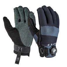 Radar Engineer Boa Inside Out Handschuh - Schwarz / Grau