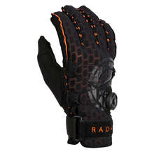 Radar Vapor A Boa Inside Out Handschuh - Schwarz / Orange
