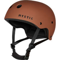 Mystic Mk8 Kite & Wakeboard Helm  - Rusty Red
