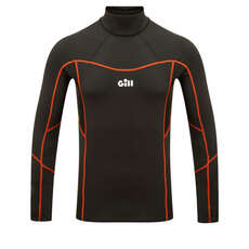 Gill Hydrophobe Thermal Top - Schwarz