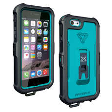 Rüstung-X Wasserdicht Iphone 6 / 6S Case - Generation 2 - Blau