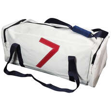 Bainbridge Crew Segeltuch Sail Number Sailing Bag - Weiß - 65 Ltr