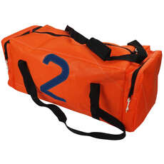 Bainbridge Crew Segeltuch Sail Number Sailing Bag - Orange - 65 Ltr