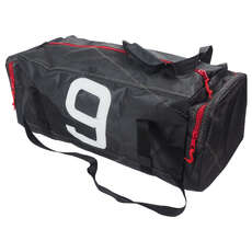 Bainbridge Crew Segeltuch Sail Number Sailing Bag - Schwarz - 65 Ltr