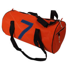 Bainbridge Premium Segeltuch Sail Number Sailing Bag - Orange - 43 Ltr