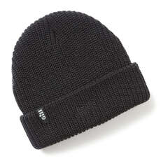Gill Floating Knit Beanie - Graphit - Ht37