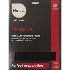 Harris Ultimate Wet & Dry 4Er Pack - Sortiert