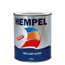 Hempel Brilliant Top Coat Gloss - 750Ml
