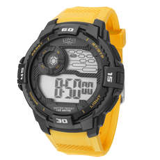 Limit Herren Sport Digitaluhr - Gelb