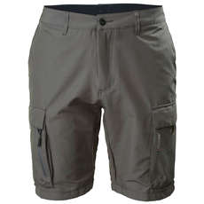 2020 Musto Evolution Deck Uv-Trockenshorts - Charcoal - Emst025-965