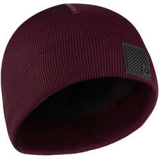 Mystic 2Mm Neopren Mütze  - Oxblood Red