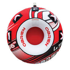 Obrien Le Tube Towable Boat Tube 2019 - Rot