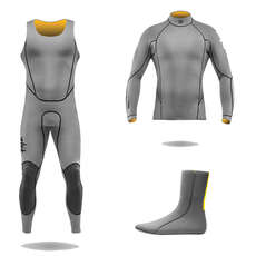 Zhik Superwarm Skiff Suit / Top Combo  - Für Kalte Bedingungen