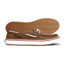 Zhik Zk Boat Shoe - Brown