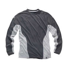 Gill I2 Mens Long Sleeve T-Shirt - Ash / Silber