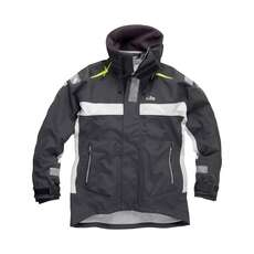 Gill Oc1 Sailing Racer Jacket  - Graphit / Silbergrau