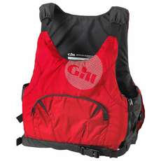 Gill Pro Racer Schwimmweste - New Red