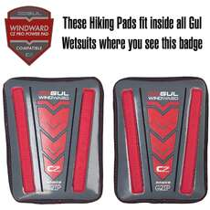 Gul Windward Wandern Pro Pads - Fit Inside Compatible Gul Wetsuits