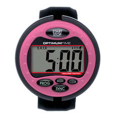 Optimale Time Series 3 Big Segel Watch - Os319 - Pink