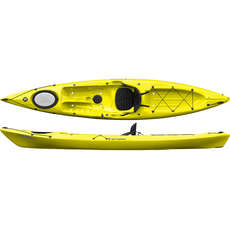 Perception Triumph 13 Sit On Top Kayak - Gelb