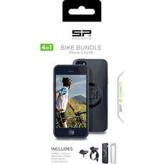 Sp Connect Bike Bundle Iphone 5 / Se - Schwarz