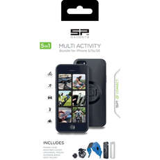 Sp Connect Multi Activity Bundle Iphone 5 / Se - Schwarz