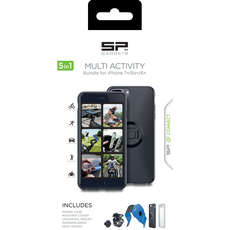 Sp Connect Multi Activity Bundle Iphone 7 Plus / 6S Plus / 6 Plus - Schwarz