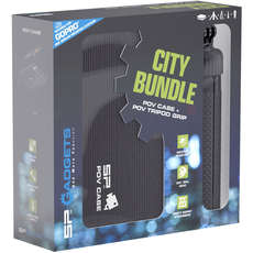Sp Gadgets City Bundle - Pov Case Dlx Und Pov Stativgriff