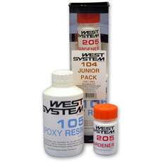 West-Systeme 104 Junior-Pack-Epoxidharz Und Härter Kit [105/205]