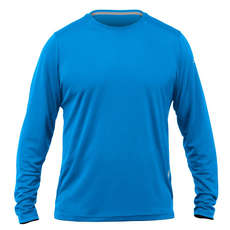 Zhik Long Sleeve Zhikdry Lt T-Shirt 2019 - Cyan