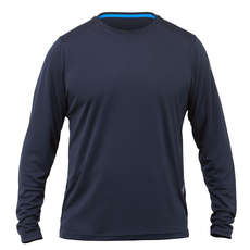Zhik Long Sleeve Zhikdry Lt T-Shirt 2019 - Marineblau